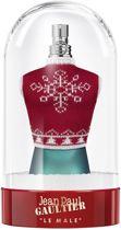 Jean Paul Gaultier Le Male XMAS Snowglobe Edition - 125 ml - eau de toilette spray - herenparfum