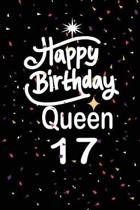 Happy birthday queen 17