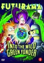 Futurama - Into The Wild Green Yonder (dvd)