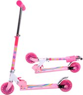 Sportline Scooter Roze - Step