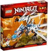 LEGO NINJAGO IJsdraak - 2260
