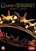 DVD cover van Game Of Thrones - Seizoen 2