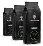 Aroma Club koffiebonen - No. 1 Elegant Vesper - 8 x 1 KG - Koffie Intensiteit 2/5