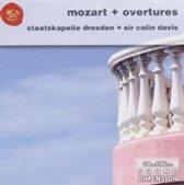 Viennese Classicism - Mozart: Overtures / Davis, Dresden Staatskapelle