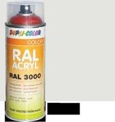 Motip Dupli-Color Spuitbus Acryl Hoogglans - RAL 7044 Zijdegrijs