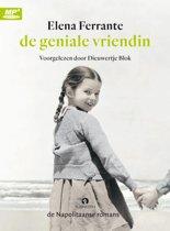 Boekomslag van 'De Napolitaanse romans 1 - De geniale vriendin'