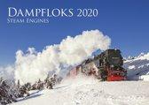 Stoomlocomotief - Steam Engines A3 Kalender 2020