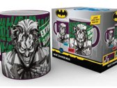DC Comics Heat Change Mug The Joker