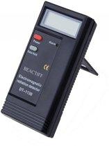 Elektromagnetische Stralings meter, straling Detector, EMF meter. stralingsmeter / dosimeter, zwart , merk BEACTIFF