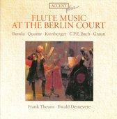 Theuns/Demeyere - Flute Music At The Berlin Court