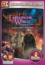 Labyrinths of the World - Secrets of Easter Island CE NL/FR