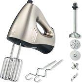 Solis Hand & Stick Mixer 7371 Handmixer - Metalic design