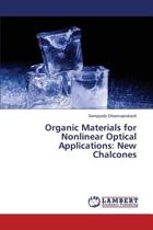 Organic Materials for Nonlinear Optical Applications