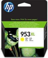 HP 953 XL - Inktcartridge / Geel / Hoge Capaciteit