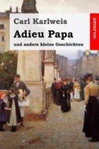 Adieu Papa: und andere kleine Geschichten