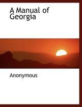 A Manual of Georgia