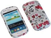 Samsung Galaxy S3 mini Hoesje Love TPULove U