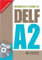 DELF A2. Livre + CD audio