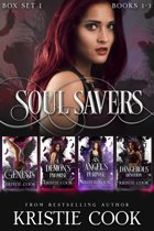 Soul Savers Box Set (Books 1-3 + Novella)