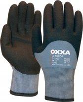 OXXA Safety Products Oxxa X-Frost 51-860 Winterhandschoen zwart/grijs 9/L