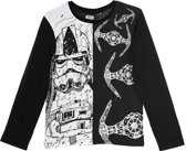 Disney Star Wars longsleeve maat 110/116