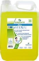 Allesreiniger alkalisch Christeyns - Geconcentreerd - Green'R All 5 liter