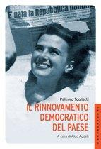 Il rinnovamento democratico del paese