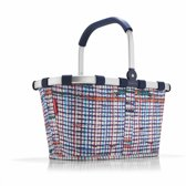 Reisenthel Carrybag Boodschappenmand - Structure - Blauw