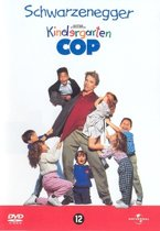 DVD cover van Kindergarten Cop