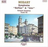 Mozart: Symphonies 35+36