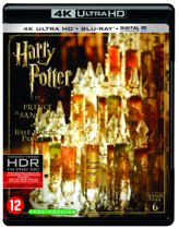 Afbeelding van Harry Potter And The Half-Blood Prince (4K Ultra HD Blu-ray)
