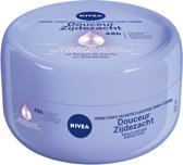 NIVEA Zijdezacht Serum Sheaboter Body Crème - 300 ml