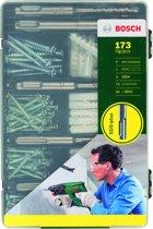 Bosch SDS Plus Bevestigingsset - 100 delig