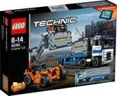 LEGO Technic Containertransport - 42062