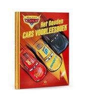 Omslag van 'Disney Pixar Cars - Het gouden Cars voorleesboek'