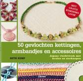 50 gevlochten kettingen, armbandjes en accessoires