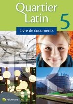 Quartier latin 5 livre de documents