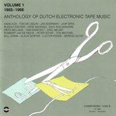 Anthology Of Dutch  Electronic Tape Music 1