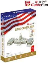 3D Puzzel US Capitol (132)