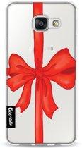 Casetastic Softcover Samsung Galaxy A3 (2016) - Christmas Ribbon