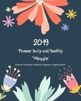 2019 Planner Daily and Monthly