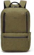 Pacsafe Metrosafe X 20L - Anti diefstal Backpack - 20,5 L - Groen (Utility)