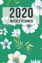 2020 Diary - Week to 2 Pages: Life Planner and Organizer. Each week includes plenty of space for To Do lists and notes