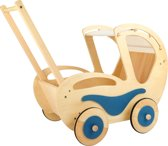 Base Toys Poppenwagen Dolly met Deken