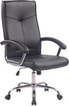 Clp Winston V2 Bureaustoel - Kunstleer - zwart