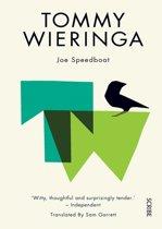 Boekomslag van 'Joe Speedboat'