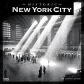 New York City Historic 2020 Square Foil