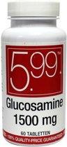 5.99 Glucosamine 1500MG - 60 tabletten