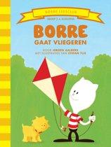 De Gestreepte Boekjes - Borre gaat vliegeren