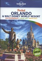Omslag van 'Lonely Planet Pocket Orlando & Walt Disney World Resort'